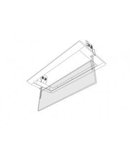 KOMPAKTNÍ ZÁŘIVKA TC světelný zdroj 230V | 13W G24d-1 4pin - studená bílá