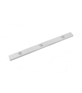 DOWNLIGHT DWH EVG 2x18W zářivkové podhledové svítidlo | 2x18W, stříbrná