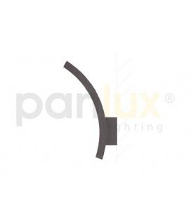 LARA DUO designová stolní COB LED lampa | černá - studená bílá