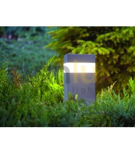 GENTLEMAN S MAT přisazené stropní a nástěnné svítidlo | se senzorem, 60W, mat