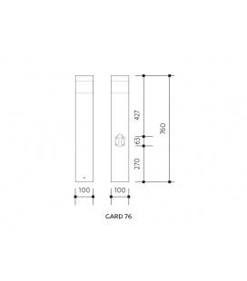 LED DOWNLIGHT DWL 20W podhledové svítidlo, bílá | 20W