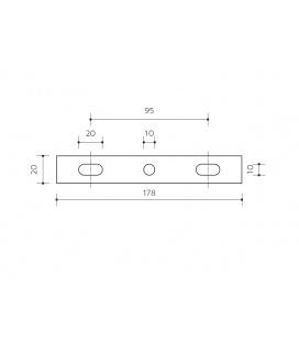 KIT k nouzovému svítidlu DIANA - IP65
