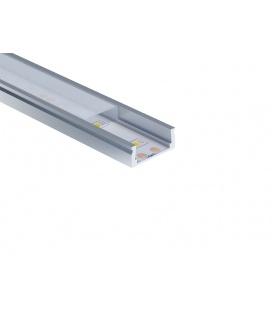 OFFICE přisazené stropní zářivkové svítidlo EVG | 2x58W, mat