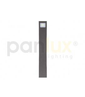 PARK 1 zahradní svítidlo | černá - prizm. kouřová (40cm)