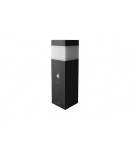 GALIA přisazené stropní a nástěnné kruhové svítidlo | 2x9W G23, stříbrná, transp.