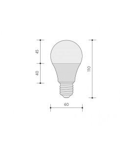ZÁŘIVKA T5 světelný zdroj 230V G5 - teplá bílá | 6W