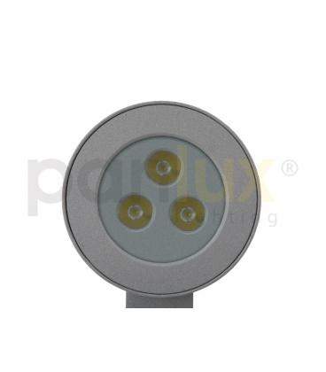 VANA venkovní reflektorové svítidlo 150W | stříbrná