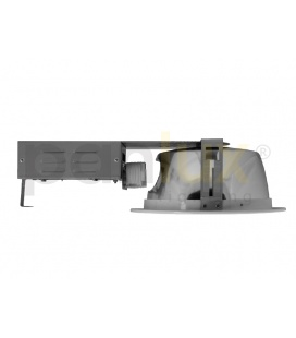 TRIX stolní lampička, stříbrno-průsvitná VÝPRODEJ