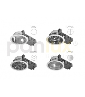 COB LED světelný zdroj 230V 10W GU10 | studená bílá