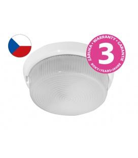JUNO LED stolní lampička | LED bílo-černá