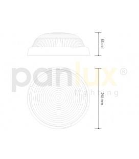 BALL LED světelný zdroj 230V 3W | E14, teplá bílá