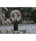 DEKORA 4 dekorativní LED svítidlo | zlatá - teplá bílá