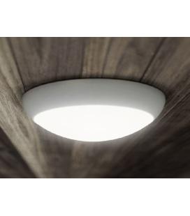 PARK 2 zahradní svítidlo | černá - mléčná (20cm)