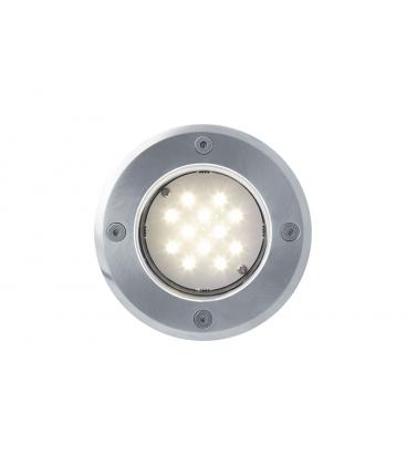 MODERNA S venkovní nástěnné svítidlo | stříbrná
