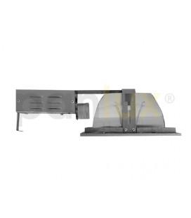 JUNO stolní lampička | bílo-černá