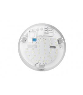 TESSA designová multifunkční stolní  LED lampa s displejem | bílá