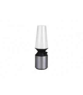 LEDMED COB LED VANA S venkovní reflektorové svítidlo se senzorem, aluminium - neutrální | 10W