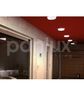 DOWNLIGHT DWH VVG 2x18W zářivkové podhledové svítidlo | 2x18W, bílá