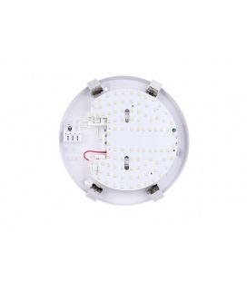 JUPITER 270 S LED přisazené stropní a nástěnné kruhové svítidlo | 8W LED, se senzorem - teplá bílá