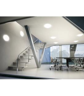 PLAFONIERA 260 S LED přisazené stropní a nástěnné svítidlo | se senzorem, LED - studená bílá