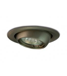 GENTLEMAN přisazené stropní a nástěnné svítidlo | 100W, transp.
