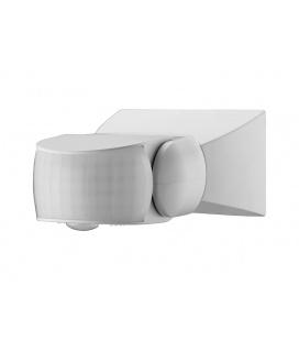 LORD LED stolní lampička, černá kůže - teplá bílá