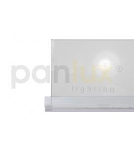 PARK 1 zahradní svítidlo | černá - prizmatická (20cm)
