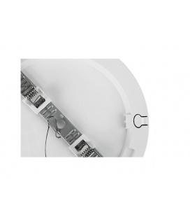 PLAFONIERA 305 LED surface luminaire with emergency module - neutral