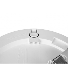 PLAFONIERA 260 LED surface mounted luminaire with emergency module - neutral