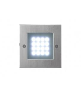 INDEX 16 LED venkovní vestavné svítidlo  studená bílá