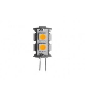 LEDMED KAPSULE 360 světelný zdroj 9LED 12V 1,5W G4  teplá bílá