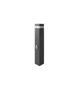 PANLUX GARD LED 76 zahradní svítidlo - studená bílá  verze se zásuvkou, výška 76cm