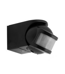 PANLUX SENSOR PIR pohybové čidlo 210°  černá