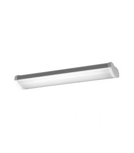 OFFICE přisazené stropní zářivkové svítidlo EVG  2x18W, prizm