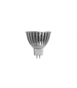 COB LED světelný zdroj 12V 5W GU5,3  teplá bílá