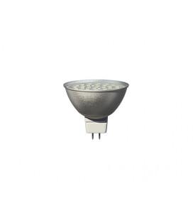 NSMD 30 LED AL světelný zdroj  12V GU5,3 - teplá bílá