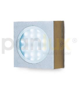 LASTRA LED venkovní přisazené svítidlo  LED 2,4W - studená bílá
