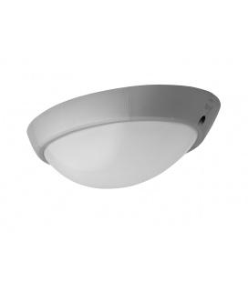 ELIPTIC venkovní přisazené stropní a nástěnné svítidlo  stříbrná