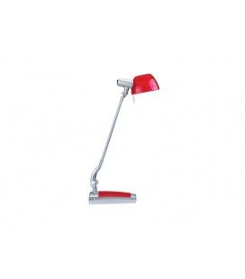 PANLUX GINEVRA UNO stolní lampička  červená