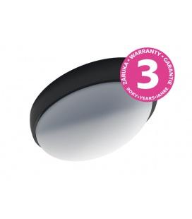 ELIPTIC LED přisazené svítidlo 15W, černá - neutrální