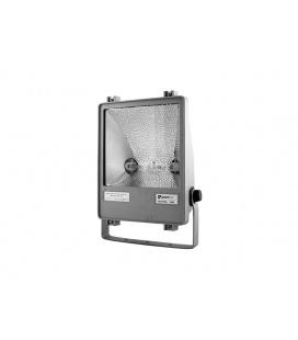 MOSTRA DS metalhalogenový světlomet 70W asymetrický  stříbrná