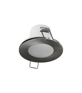 PANLUX SPOTLIGHT IP65 podhled / bodovka  chrom broušený - neutrální