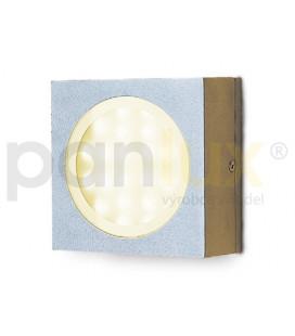 LASTRA LED venkovní přisazené svítidlo  LED 2,4W - teplá bílá