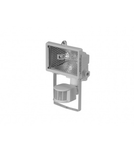 PANLUX VANA S venkovní reflektorové svítidlo 150W  bílá, se senzorem