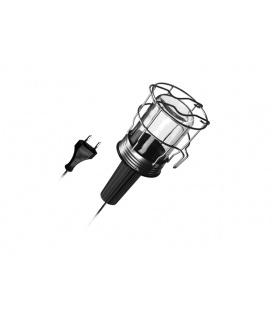 TECHNIC C přenosné montážní svítidlo s mřížkou 60W 230V  s kabelem