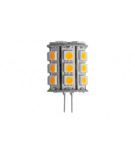 LEDMED KAPSULE 360 světelný zdroj 27LED 12V 4W GU5,3  teplá bílá