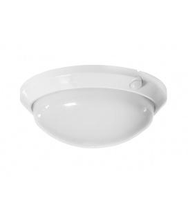 OLGA S přisazené stropní a nástěnné kruhové svítidlo se senzorem 60W  bílá