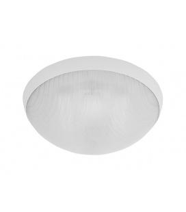 GALIA přisazené stropní a nástěnné kruhové svítidlo  2x9W G23, bílá, transp.