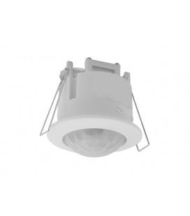 PANLUX SENSOR PIR vestavné stropní pohybové čidlo 360°, bílá