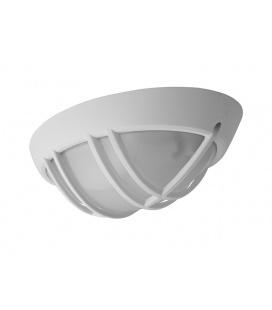 ELIPTIC DEKOR venkovní přisazené stropní a nástěnné svítidlo  bílá